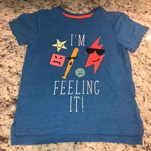 Cat & Jack Toddler Boys Graphic Tee 3T